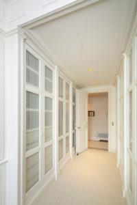 photographie appartement couloir à paris