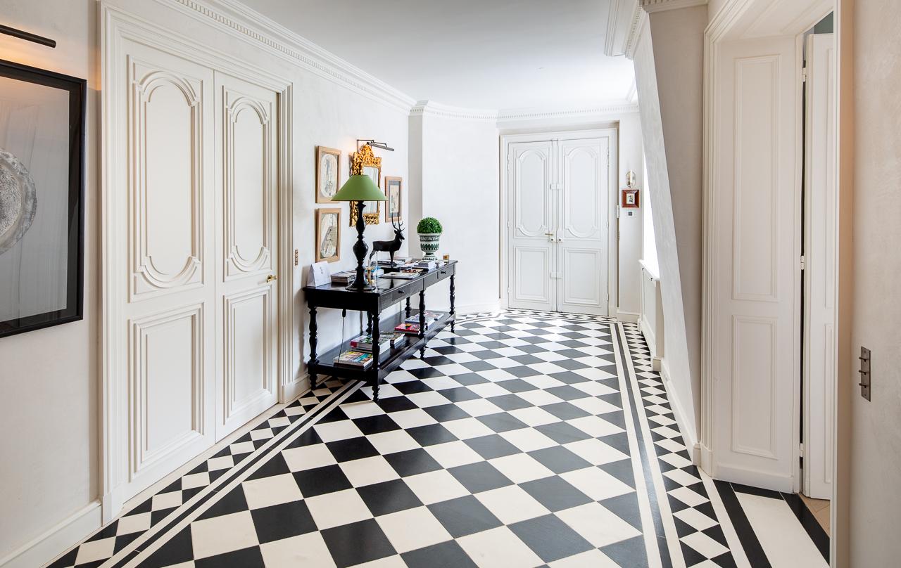 Architecte D Intérieur Paris 8 appartement parisien bourgeois-8 - philemoon